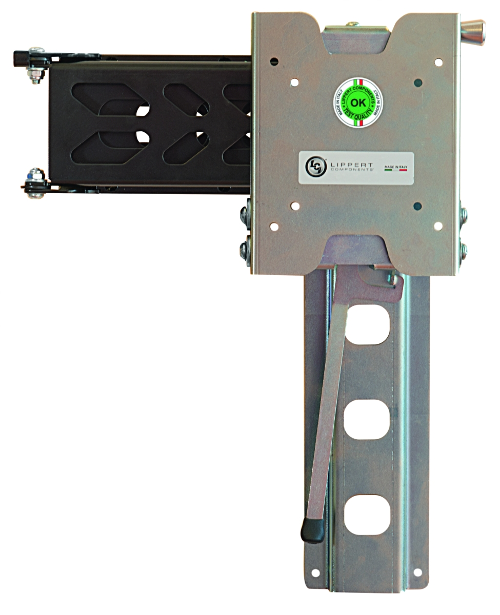 Project 2000 TFT-Auszugshalterung mit vertikaler Verschiebung