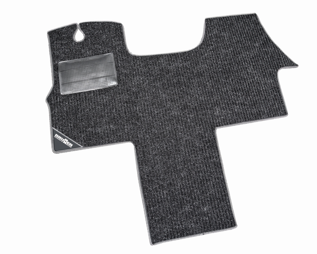 Brunner Fahrerhaus-Teppich TAPIS DELUXE Crafter 12-17