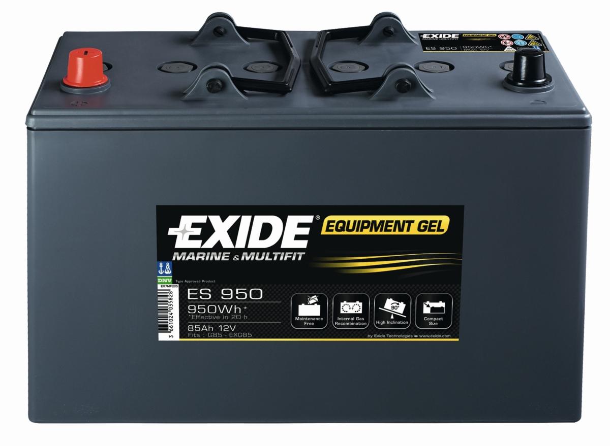 EXIDE Equipment GEL ES
