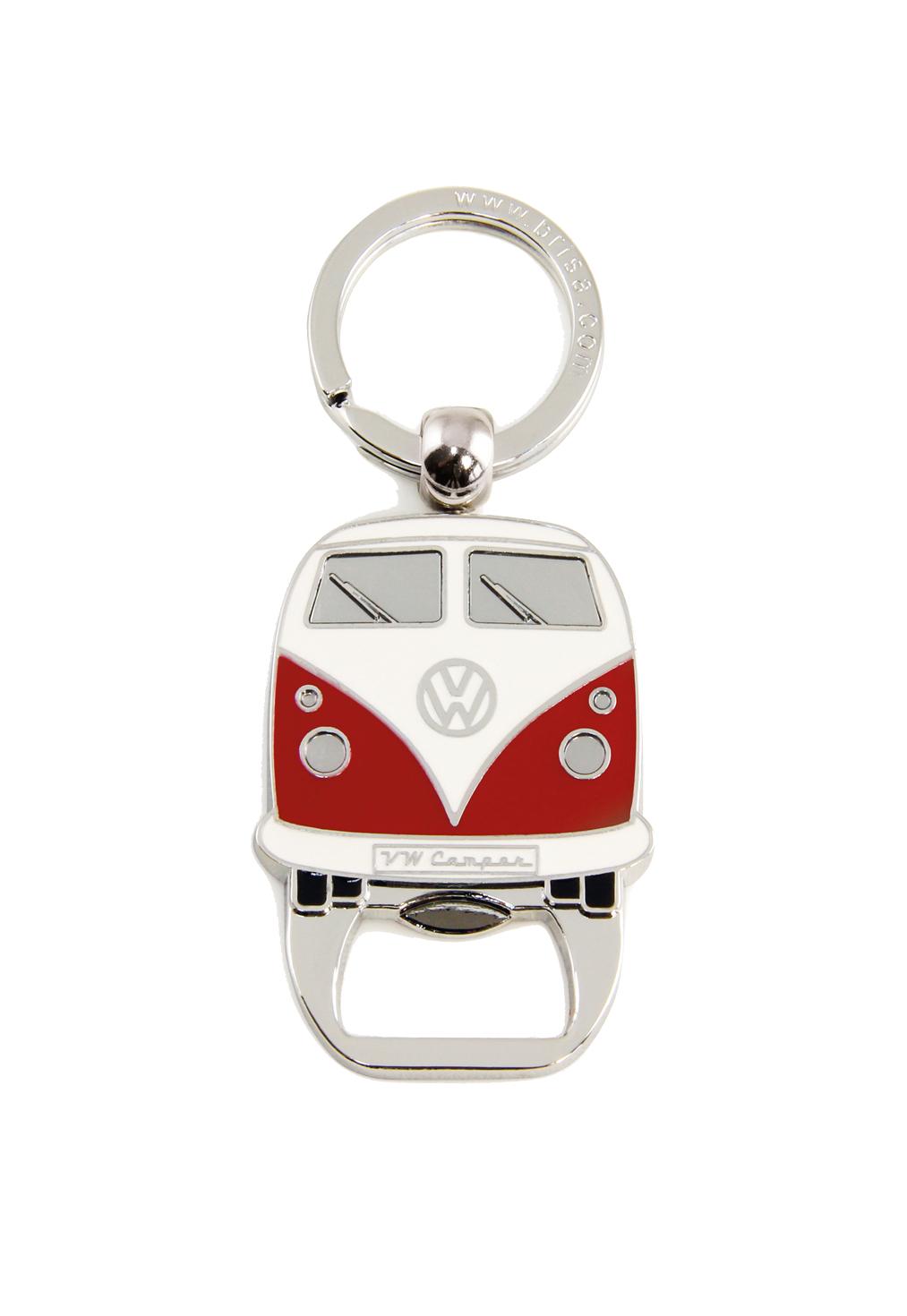 VW Schlüsselanhänger/Flaschenöffner rot
