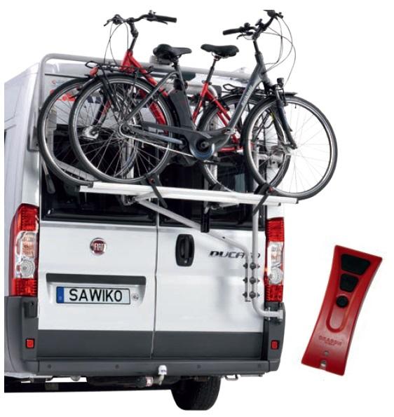 SAWIKO FUTURO E-Lift mit Rüstsatz Ducato
