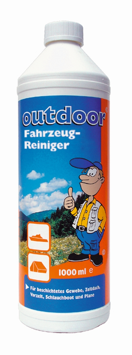 Outdoor Fahrzeugreiniger 1000 ml