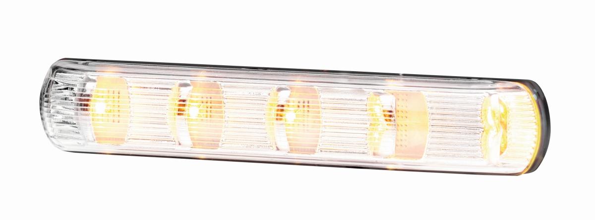 LED-Zusatzblinkleuchte 12V selbstklebend