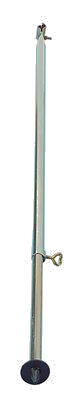 Orkanstütze Stahl, 170-250 cm, 25 mm