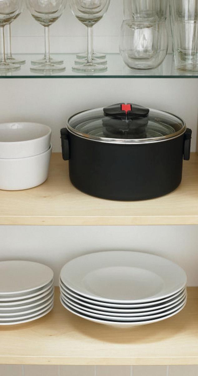 BALLARINI Topfset Click & Cook 16-20-24 cm
