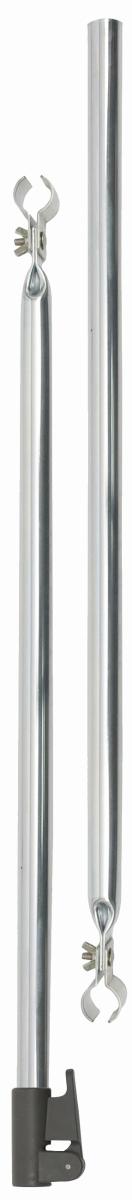Dachauflagestange SMARTPOLE Stahl 115-200 cm