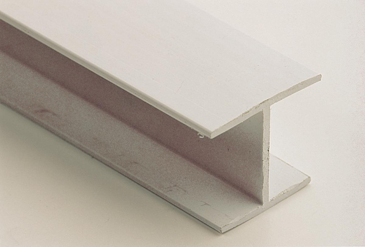 Möbel-Kunststoffprofil 16 mm Länge 275 cm