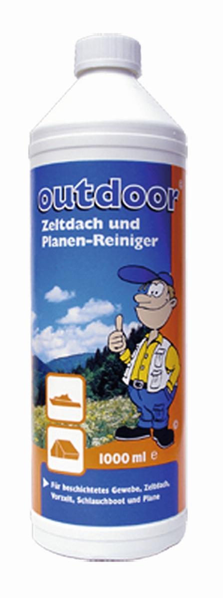 Outdoor Zelt- und Planenreiniger 1000 ml