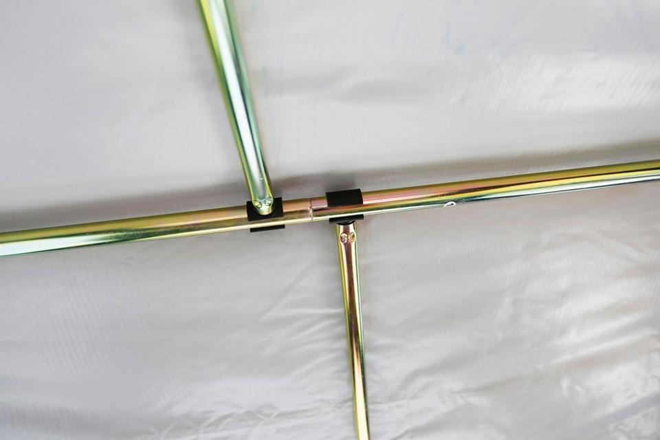 Brunner Küchenzelt GUSTO NG grau 200x200 cm