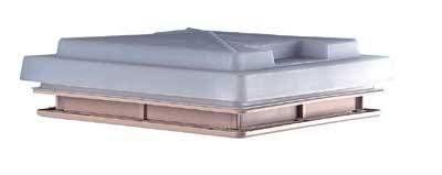 MPK Ersatzglas für Dachhaube 290