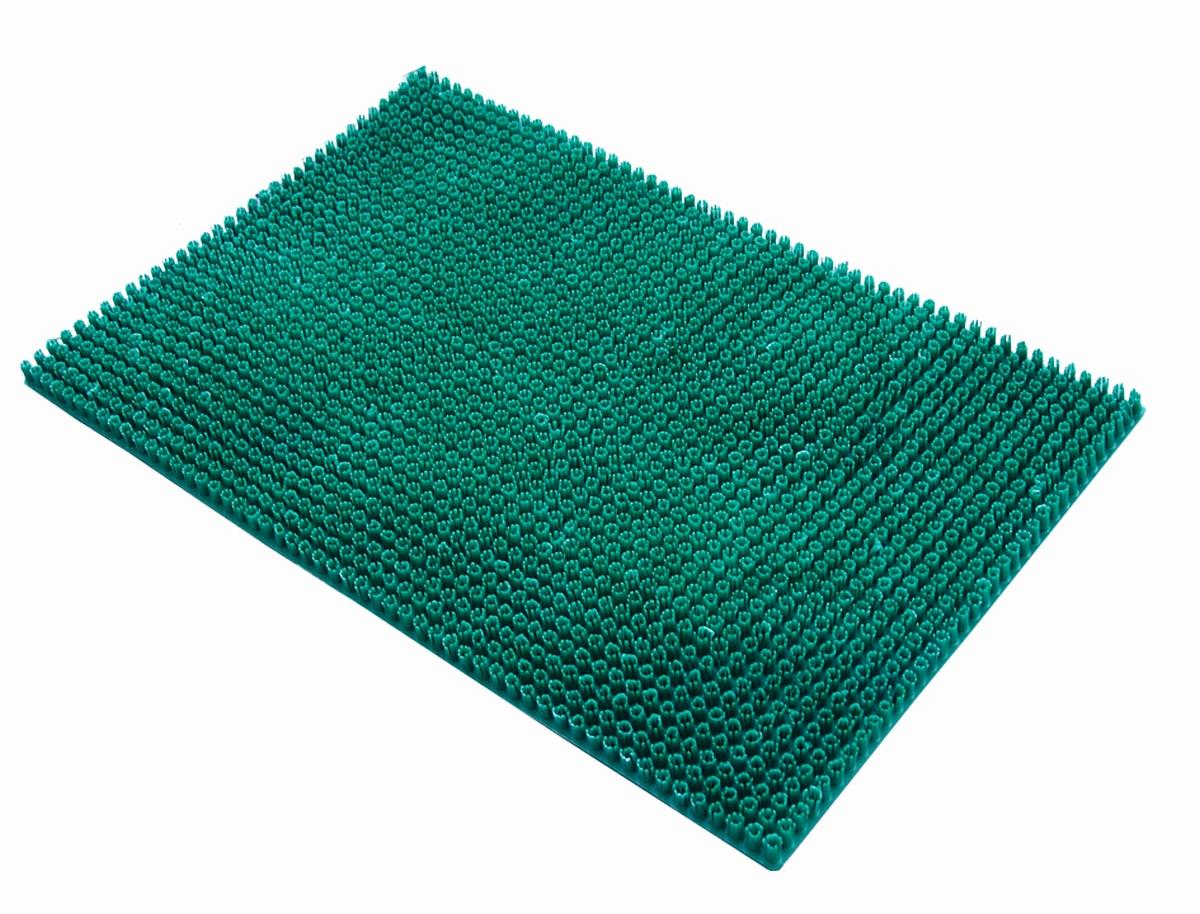 Kunstrasen-Platte 40x60 cm grün
