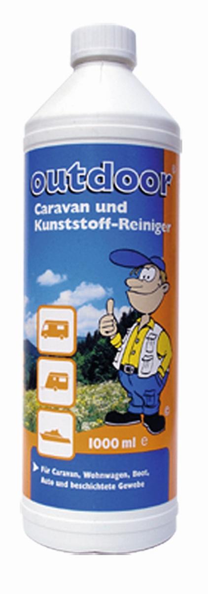 Outdoor Caravan- und Kunststoff-Reiniger 1000 ml