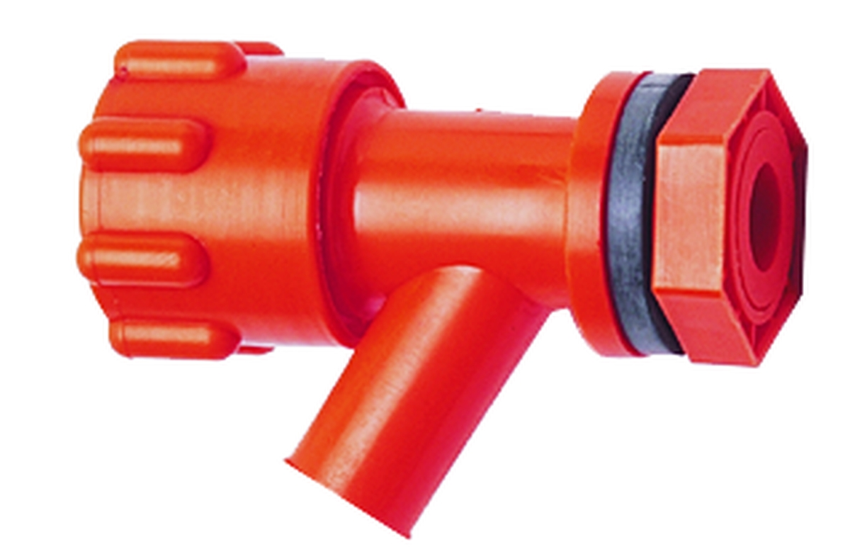 Eck-Auslaufventil 3/8 Zoll x 12 mm