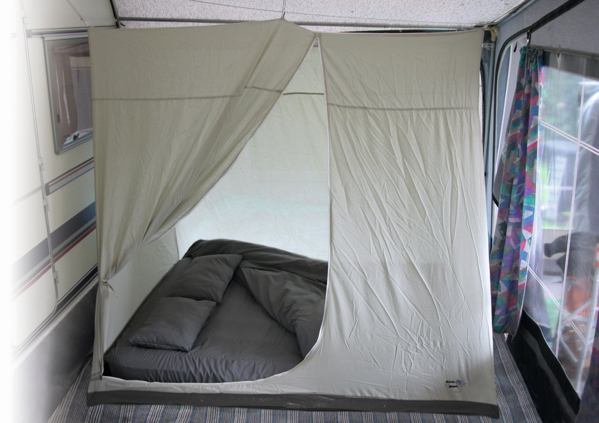 Schlafkabine für Vorzelt 210x145 cm