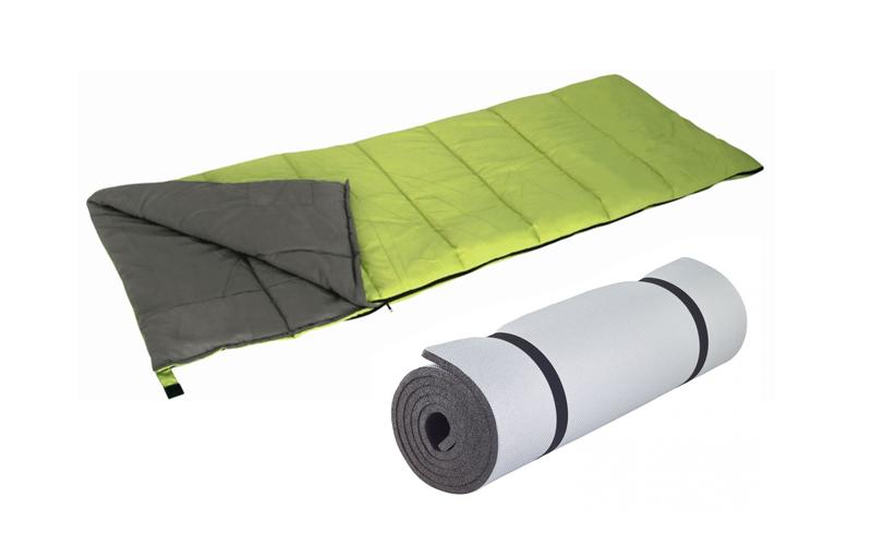 Schlafsäcke & Isomatten