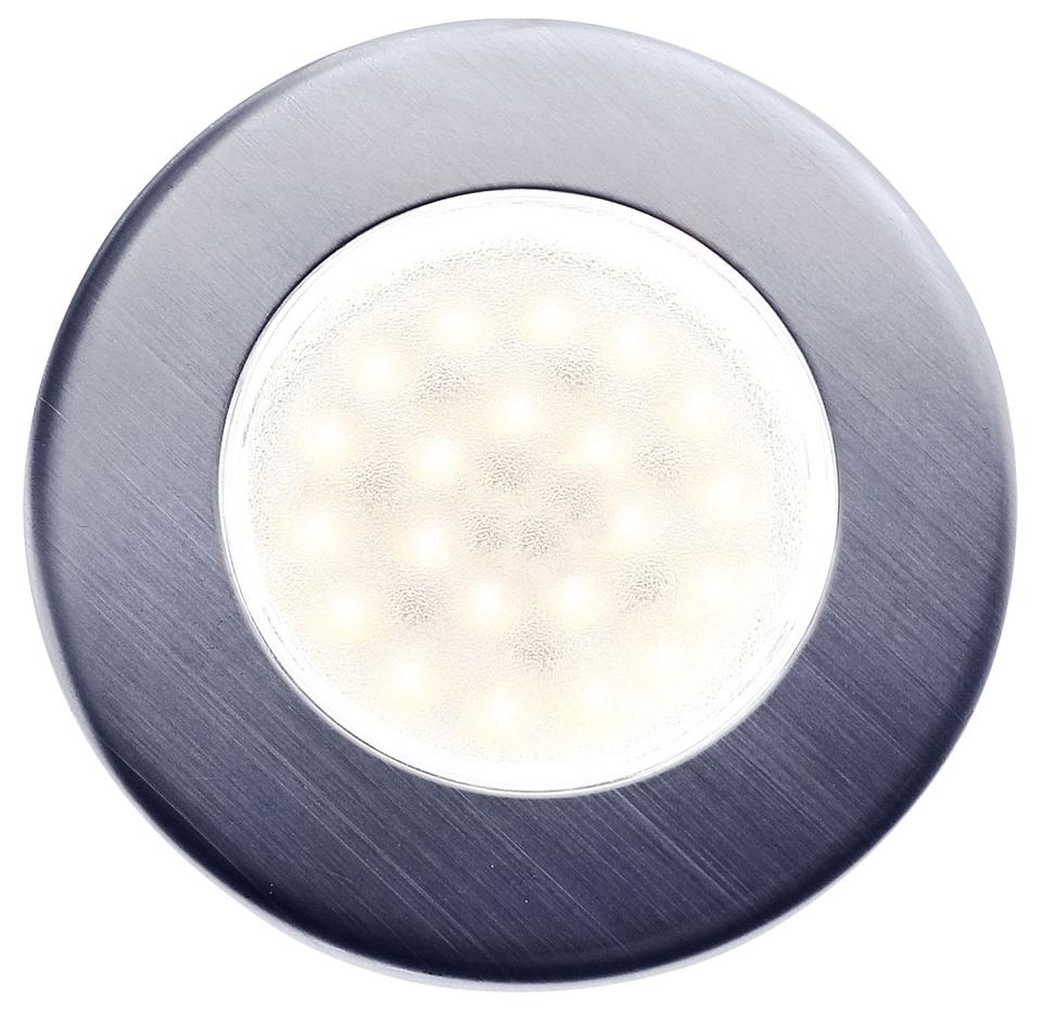 LED-Aufbauspot Flame 78 Touch
