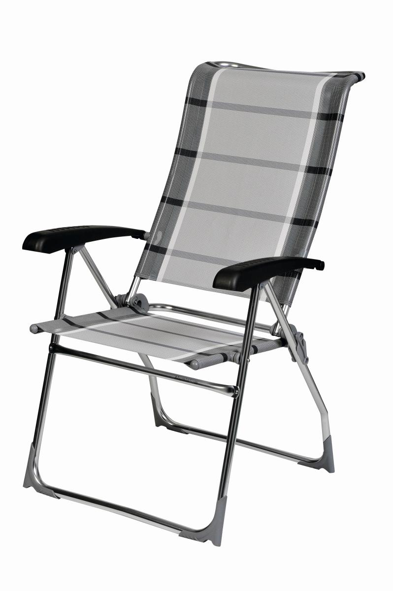 Dukdalf Sessel ASPEN grau/weiß 0649