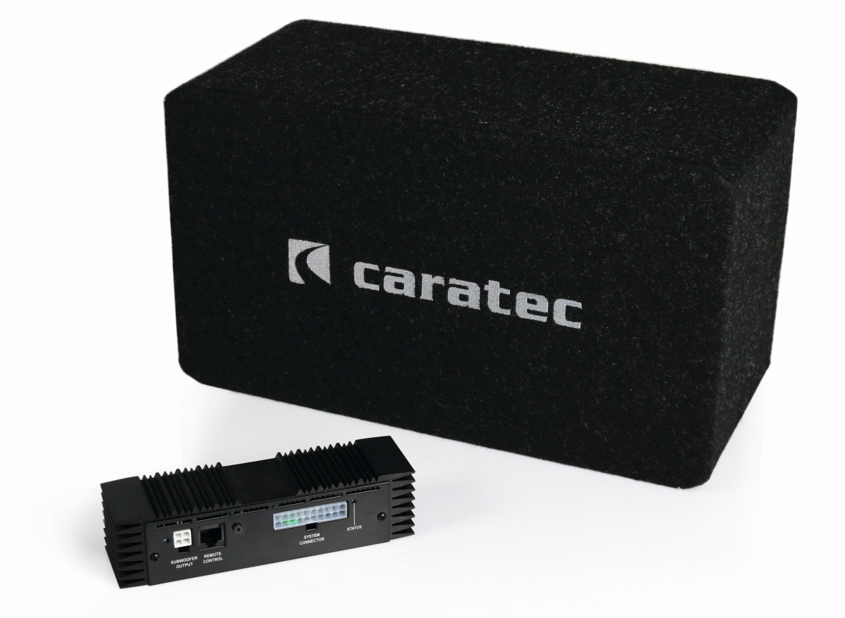 Caratec Audio Soundsystem CAS200D