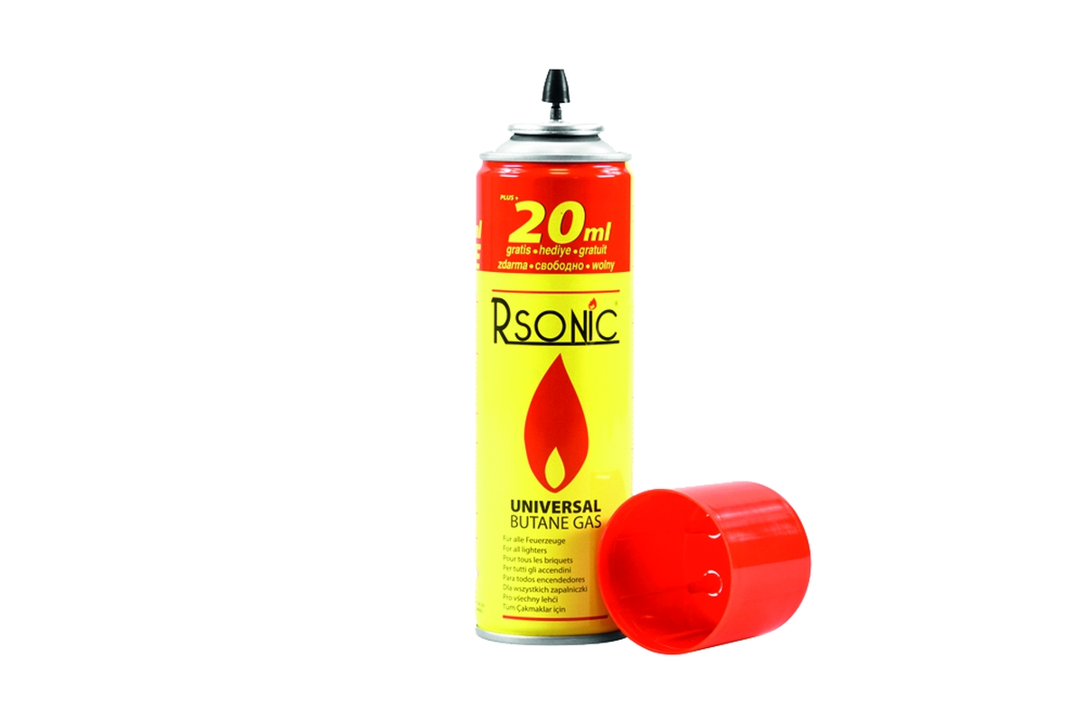 Feuerzeuggas 270 ml