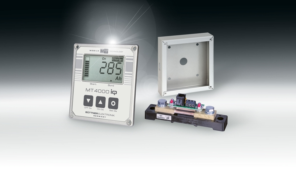 Bütter MT 4000 iQ Batterie-Computer 400A