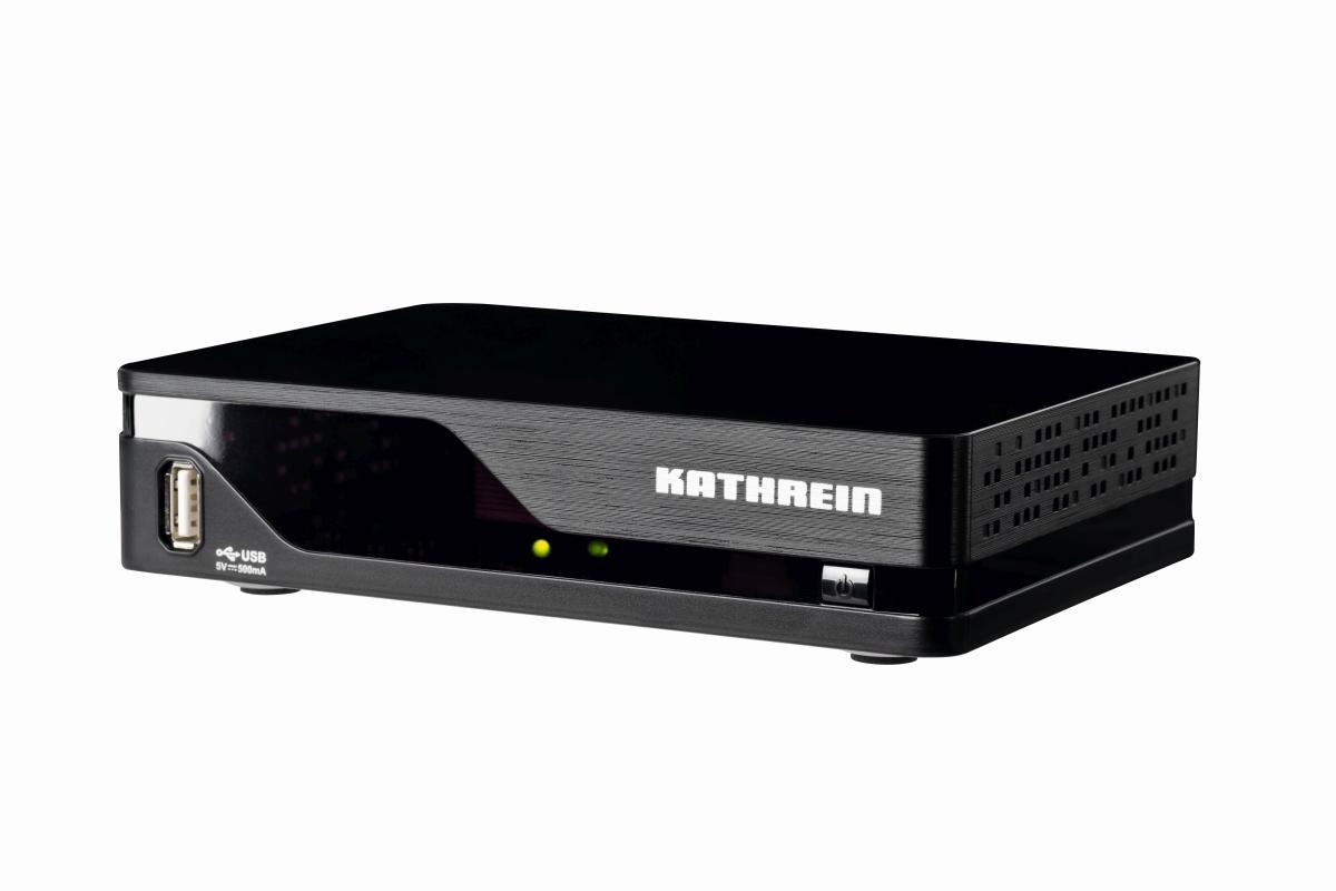 Kathreiin DVB-T2-HD-Receiver UFT 930sw