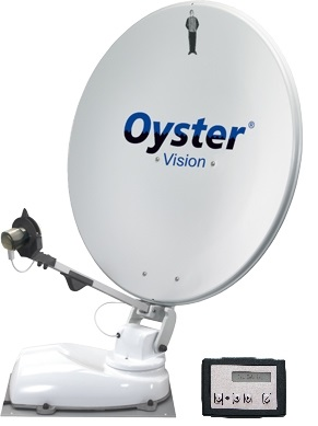Oyster 85 Vision