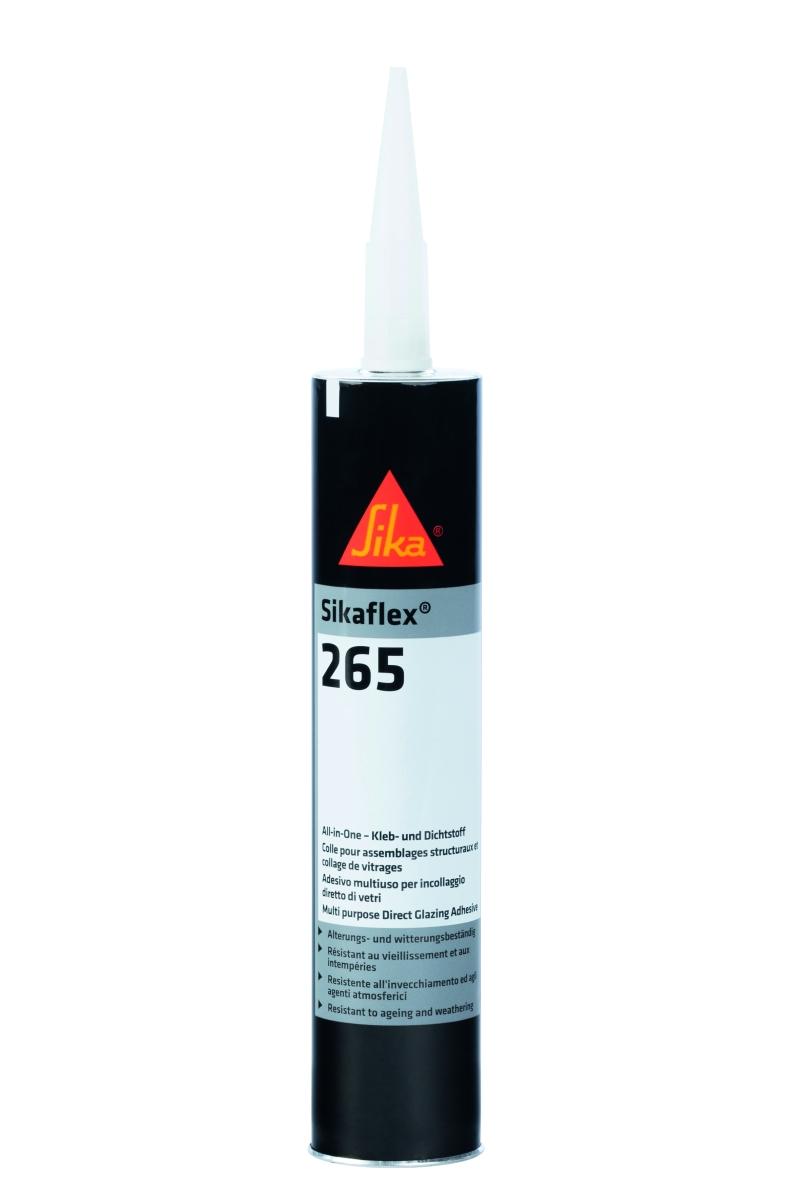 Sikaflex 265 schwarz, 300 ml