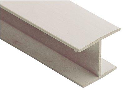 Möbel-Kunststoffprofil 19 mm Länge 275 cm