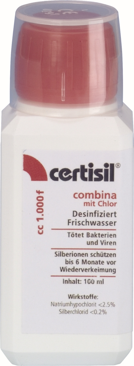 Certisil Combina CC 1.000 F mit Chlor