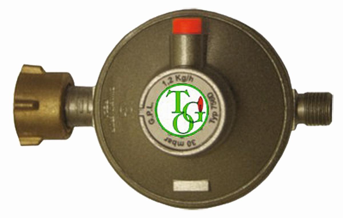 Sicherheitsregler 1,2 kg 30 mb o. Manometer