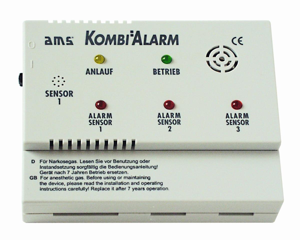 AMS Alarmgerät KOMBIALARM