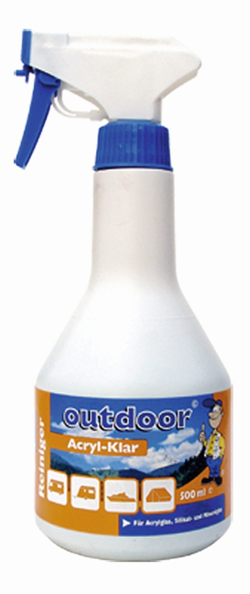 Outdoor Acryl-Klar 500 ml