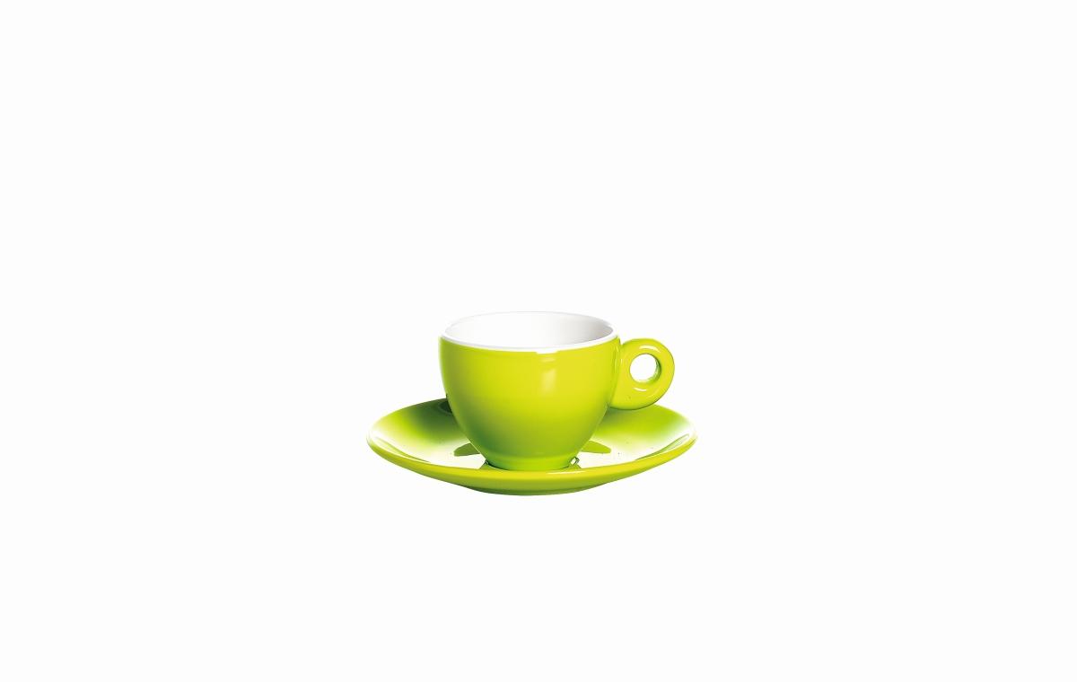 Gimex Espresso-Set lemon 4 tlg.