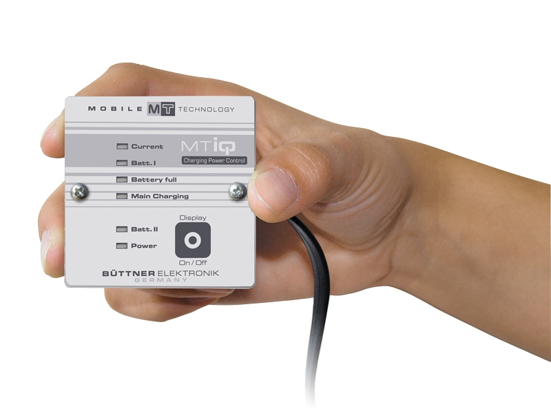Büttner Batterie-Control-Booster MT BCB-60/40
