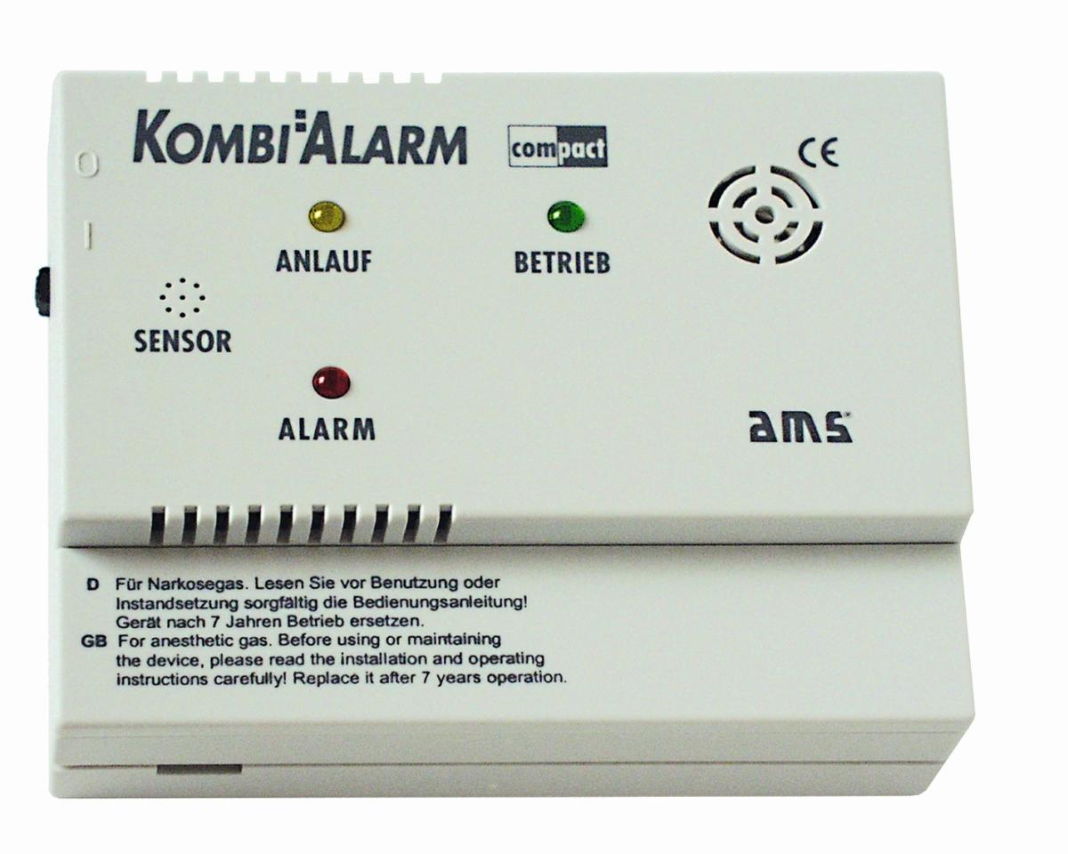 AMS Alarmgerät KOMBIALARM compact
