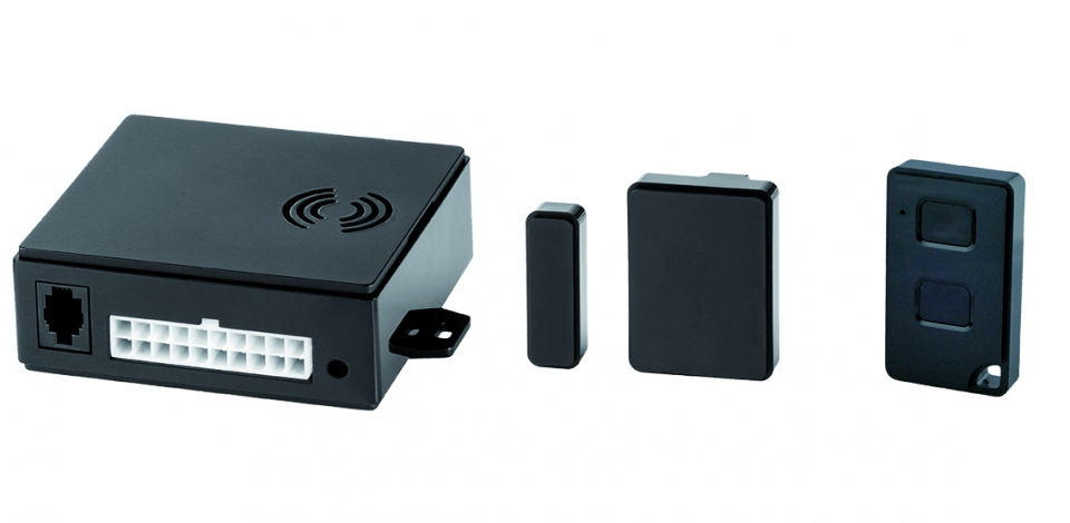 Thitronik WiPro III safe.lock Alarmsystem Ducato ab 2006