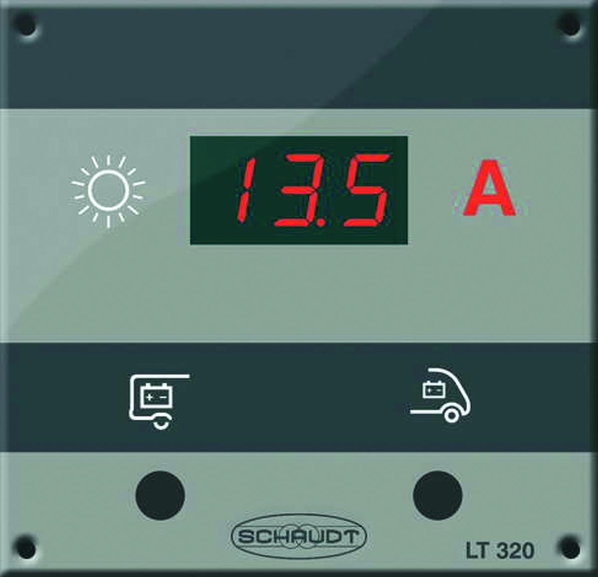 Schaudt Kontrolltafel LT 320 Solar
