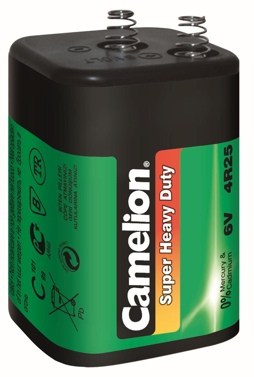 Camelion Blockbatterie 4R25 6 V