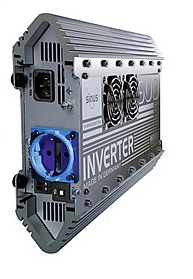 Büttner Wechselrichter, MT 600-SI N
