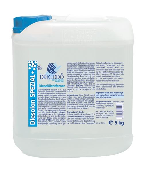 Dr.Keddo Dieselölentferner DIESOLAN SPEZIAL 10 l