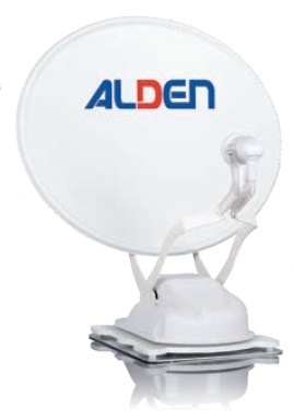 ALDEN Onelight 60 HD m. SSC Steuermodul ultrawhite