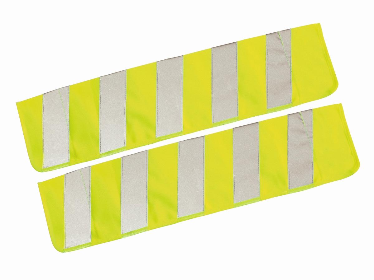 Warnbänder mit Magneten, 2er-Set