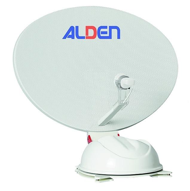 ALDEN AS2 80 HD m. SSC Steuermodul ultrawhite
