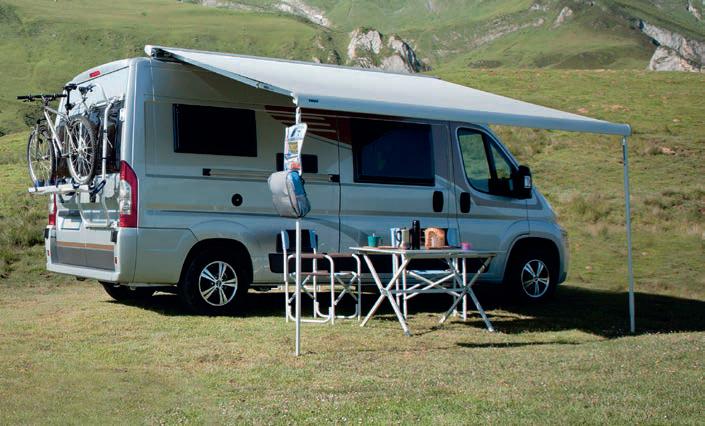 Thule Omnistor 6300 Ducato Paket weiß 325x250 cm