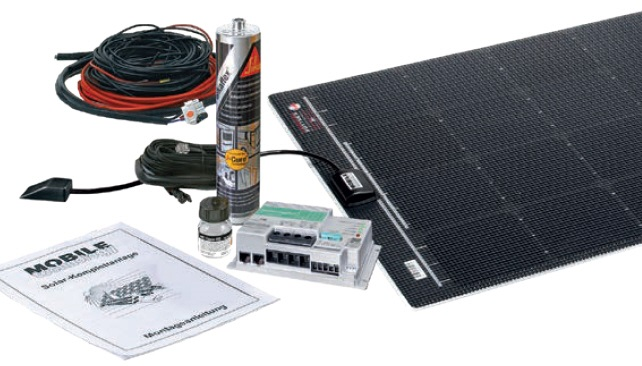 Büttner Solar-Komplettanlage FLAT LIGHT