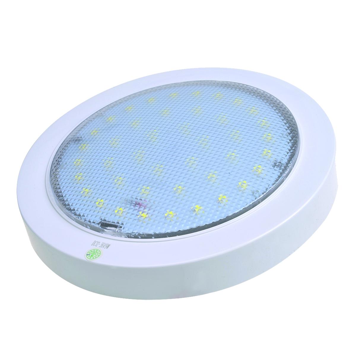 LED-Deckenleuchte 42-LED´s
