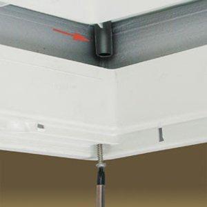 THULE Kit für Dachstärken 40-60 mm