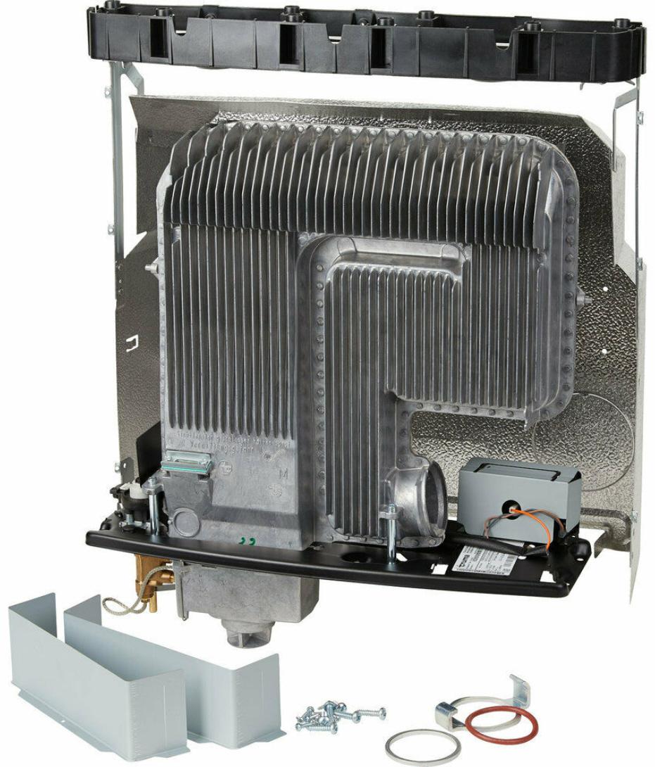 Truma S 3004 mit Zündautomat (ohne Verkleidung)