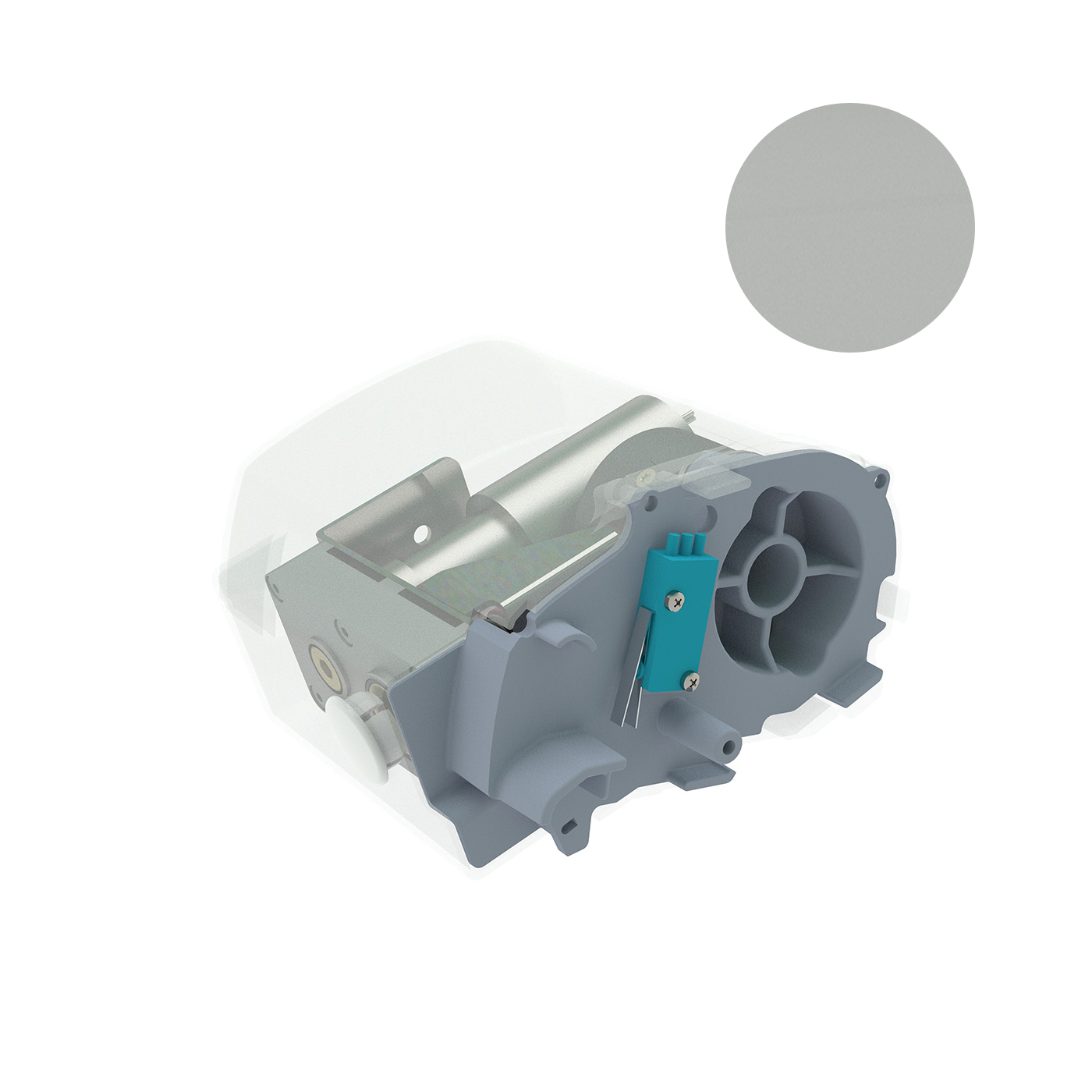 Fiamma Motor Kit Compact F80S 12V titanium