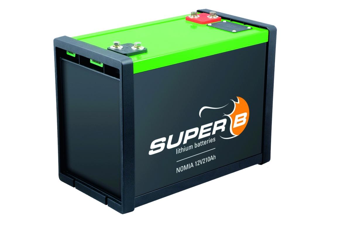 Super B NOMIA 210